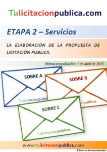CÓMO HACER PREPARAR PARTICIPAR LICITACIÓN PÚBLICA SERVICIOS ESPAÑA
