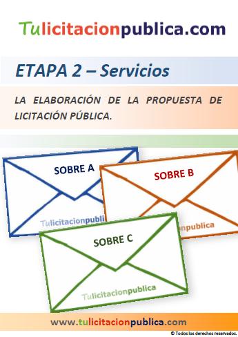 EJEMPLO DE PREPARACIÓN PARTICIPACIÓN ELABORACIÓN DOCUMENTOS LICITACIÓN SERVICIOS ESPAÑA, ESTUDIO LICITACIONES PÚBLICAS SERVICIOS, ELABORAR Y PRESENTAR PROPUESTA LICITACIÓN
