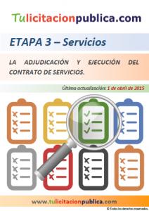 ADJUDICACIÓN LICITACIÓN PÚBLICA CONTRATO SERVICIOS EN ESPAÑA