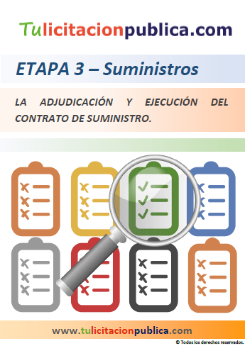 EJEMPLO DE GANAR LICITACIÓN, ADJUDICACIÓN CONTRATO SUMINISTRO ESPAÑA, CONTRATO MENOR SUMINISTRO, JUSTIFICACIÓN BAJA ANORMAL LICITACIONES, RECURSO ADJUDICACIÓN LICITACIÓN